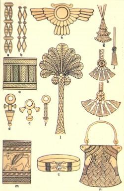 Istorija odevnih predmeta - Page 4 Asirski-nakit-a-e1321554398190