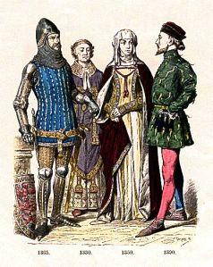Istorija odevnih predmeta - Page 5 1365-1330-1350-1390-engleska