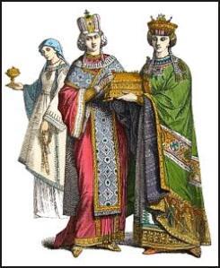 Istorija odevnih predmeta - Page 4 Byzempress