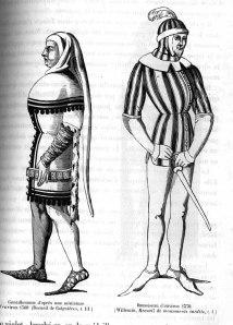Istorija odevnih predmeta - Page 5 Gentilhomme