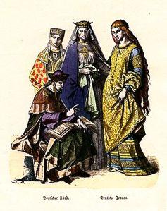 Istorija odevnih predmeta - Page 5 German-prince-german-ladies