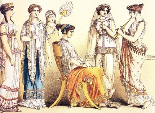 Istorija odevnih predmeta - Page 4 Greece
