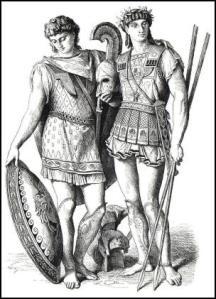 Istorija odevnih predmeta - Page 4 Greek-battle-dress-men300