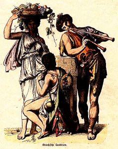 Istorija odevnih predmeta - Page 4 Greek-country-people