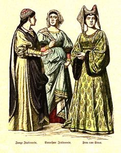 Istorija odevnih predmeta - Page 5 Italian-girl-noblewoman-lady-of-siena