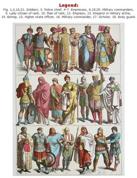 Istorija odevnih predmeta - Page 4 Moyen-age-66-byzantin