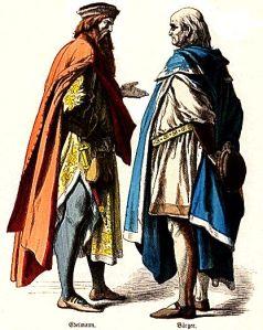Istorija odevnih predmeta - Page 5 Nobleman-townsman