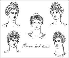 Istorija odevnih predmeta - Page 4 Romanhair-headresses