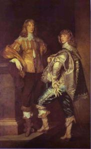 Istorija odevnih predmeta - Page 6 1638sir-anthony-van-dyck-lord-john-stuart-and-his-brother-lord-bernard-stuart