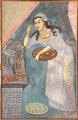 Večera u domu Lazarevom - Bođani (XV - XVI vek)