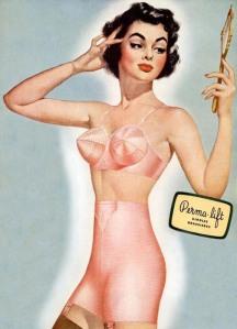 Istorija odevnih predmeta - Page 7 Vintage-girdle-bullet-bra-scan