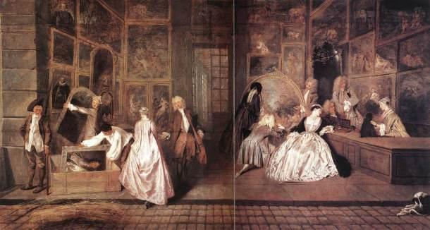 Istorija odevnih predmeta - Page 6 1720-jean-antoine-watteau-lenseigne-de-gersaint