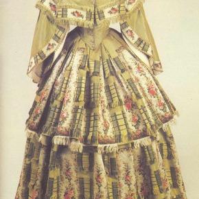 Ruski aristokratski kostim u XIXveku