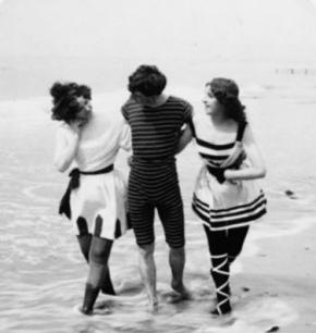 Sunce, more i… vunena haljina (kratka istorija kupaćihkostima)