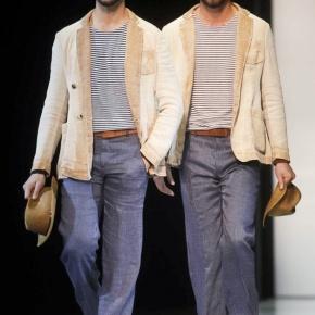 Muška moda za proleće-leto2013.