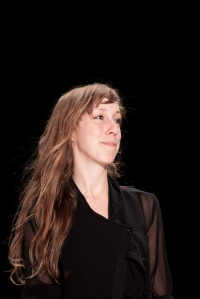 """Fashionweek spring/summer 2012 Fashionshow """"Iris van Herpen"""" am 08.07.2011"""