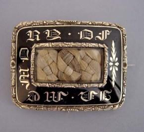 Viktorijanski nakit odkose