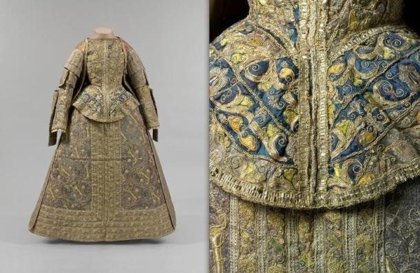 Haljina s kraja XVI veka