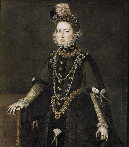 Katalina Mikaela od Austrije, Vojvotkinja od Savoje (1585)
