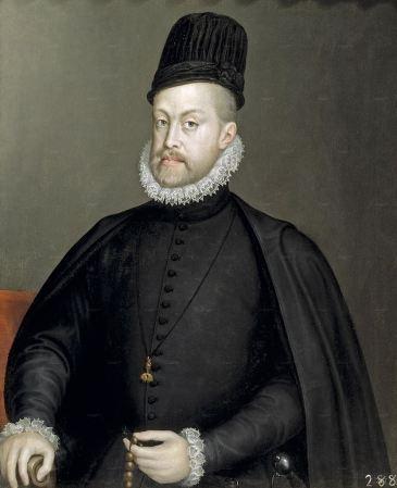 Filip II, 1590.
