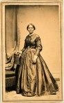 Fotografija Elizabet Kekli. Nekadašnja robinja postala je krojačica i osoba od poverenja Meri Tod Linkoln.
